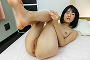 Asian milf blows and then rides cock like a goddess Photo 6