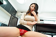 Yuri Honma - Yuri Honma gets a strong dick into her puffy cherry - Picture 2