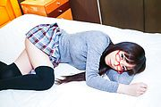 Chiemi Yada provides Asian blowjob in POV style  Photo 9