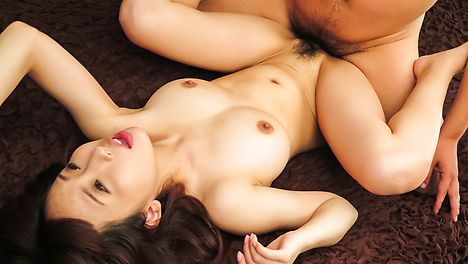 Amazing Japanese blowjob by insolent Yui Misaki