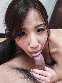 Runa Momose - Perfect porn with Asian milfRuna Momose - Picture 4