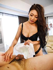 Reiko Kobayakawa - Top Asian blow job along superbReiko Kobayakawa - Picture 6