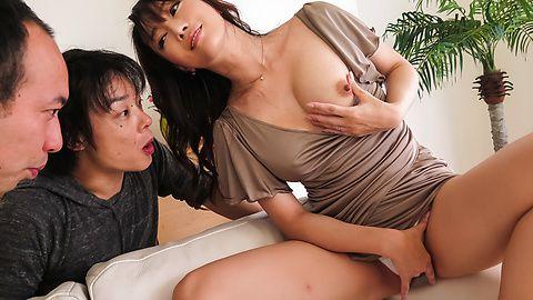 Kotone Kuroki - Hot Asian amateur crazy Japanese porn play on cam - Picture 11