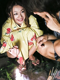 Sakura Hirota - Intensive licking action and fucking with sweet teen Hirota Sakura - Picture 3