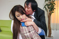 Young Runa Ayase in perfect Asian blow job event