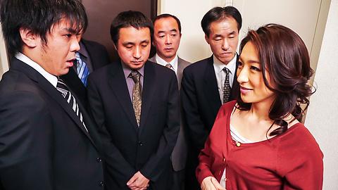Marina Matsumoto - Japanese blowjob by steamyMarina Matsumoto - Picture 1