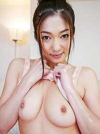 Ryu Enami - High class Japan blowjob along superb Ryu Enami - Picture 1