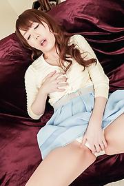 Rei Furuse - Asian anal dildo makeshornyRei Furuse's day - Picture 12