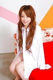 Ria Sakurai - Ria Sakurai gal is aroused more and more - Picture 1