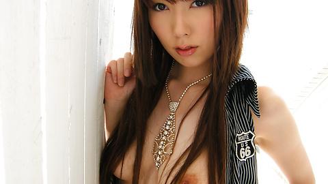 長月ラム - 中出しハードコア~巨乳美女長月ラム - Picture 2