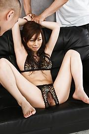 Keito Miyazawa - 真的很熱的前戲對Keito Miyazawa和忌廉餡餅的結局 - 圖片6