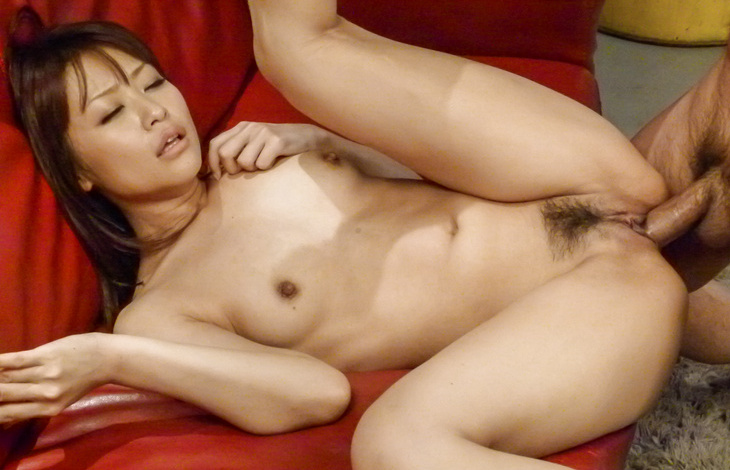 Hot Asian milf, Maika, is in for a tasty treatment asian tits, asian girl