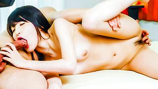 S Model 3D2DBD 20 ~My dear lady got a dirty porn part-time job!~ : Saki Kobashi (3D+2D Blu-ray in one disc) - Video Scene 3
