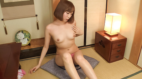Mei Mizuhara - Asian blowjob video with petite Mei Mizuhara - Picture 10