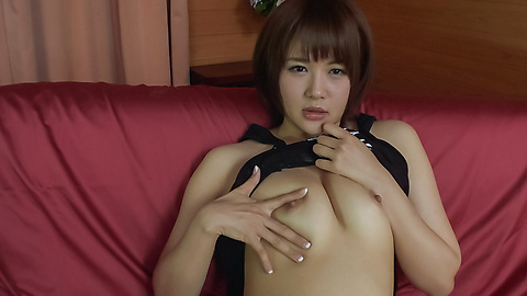 Saya Tachibana - Young Asian sex in solo scenes with Saya Tachibana - Picture 5
