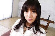Asian hottie Azusa Nagasawa got her hairy slit shagged balls deep Photo 2