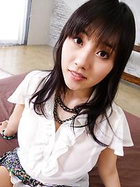 Azusa Nagasawa - Oriental brunette Azusa Nagasawa banged hard - Picture 7