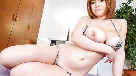 Airu Oshima - Asian blowjob with Airu Oshima sweet asian doll  - Picture 4