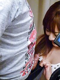 Anri Sonozaki - นริโซรึเปล่าให้ blowjob เอเชียที่อบอุ่นในช่วงฮาร์ดคอร์รึเปล่า -  5 รูปภาพ