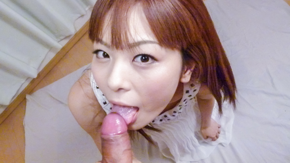 Young Asian angel provides amazing Asian blowjob
