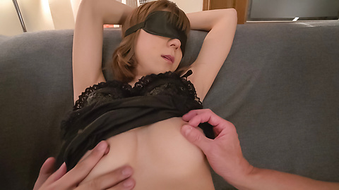 Marie Konno - Japanese milf video in threesome with Marie Konno - Picture 2