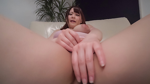 Satomi Nagase - Busty milf dazzles with full Japanese blowjob  - Picture 6