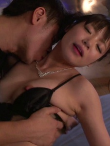 Nao Mizuki - Nao Mizuki fucked and pleased with creampie Asian ending  - Screenshot 4
