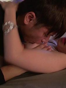Nao Mizuki - Nao Mizuki fucked and pleased with creampie Asian ending - Screenshot 6