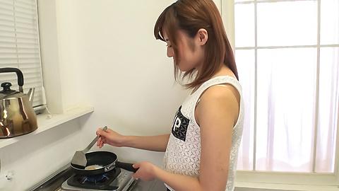 Yumi Maeda - Yumi Maeda Asian amateur video of porn in POV - Picture 6