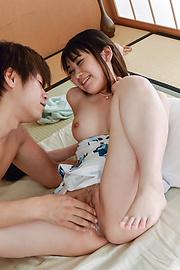 Ruka Mihoshi - Ruka Mihoshi enjoys Japanese creampie on cam  - Picture 11
