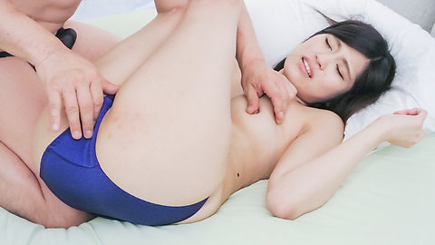 Ema Kato -  Ema Kato sucks it hard before enjoying sex  - Picture 8
