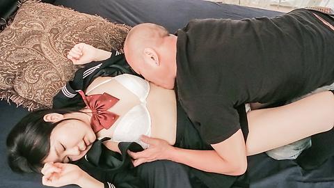 Nozomi Momoki - Sweet Nozomi Momoki fucked hard after good Asian blow job  - Picture 10