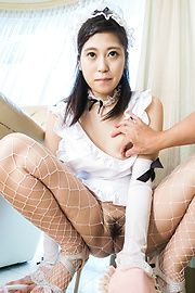 Ema Kato - Asian maid with fine ass, full POV romance on cock  - Picture 6