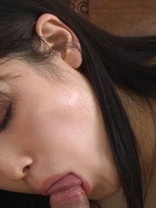 Azusa Nagasawa - Lovely hot asian amateur Azusa Nagasawa sucks in POV - Screenshot 12