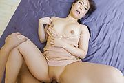 Curvy ass babe enjoys cock in Japanese POV session  Photo 4