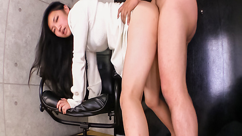 Momoi Sanae - M Sanae endures sex and a full Japanese creampie  - Picture 12