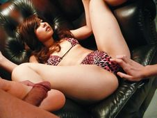 Suzanna-Asian jav model gets working with cock in sensual ways  Picture 5