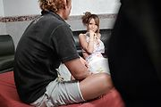 Fantastic Asian gangbang with superb Ema Kisaki Photo 7