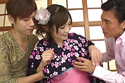 Top rated Kotone Amamiya hardcore Asian gangbang  Photo 5