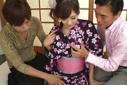 Top rated Kotone Amamiya hardcore Asian gangbang  Photo 8