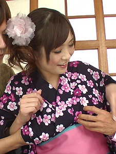 Kotone Amamiya - เอเชีย Milf blowjob เพทนา kotone อามามิยะ -  5 รูปภาพหน้าจอ
