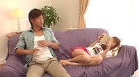 3D CATWALK POISON 25 Cream Pie with Shaking Real Gcup Tits : Mikuru Shiina - Video Scene 3, Picture 3