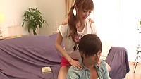 3D CATWALK POISON 25 Cream Pie with Shaking Real Gcup Tits : Mikuru Shiina - Video Scene 3, Picture 5
