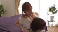 3D CATWALK POISON 25 Cream Pie with Shaking Real Gcup Tits : Mikuru Shiina - Video Scene 3, Picture 8