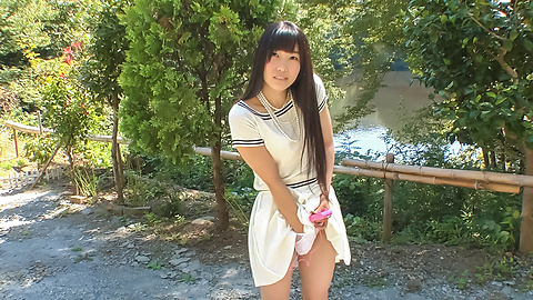 Yui Kasugano - Yui Kasugano 日本街头性感姿势 - 图片 4
