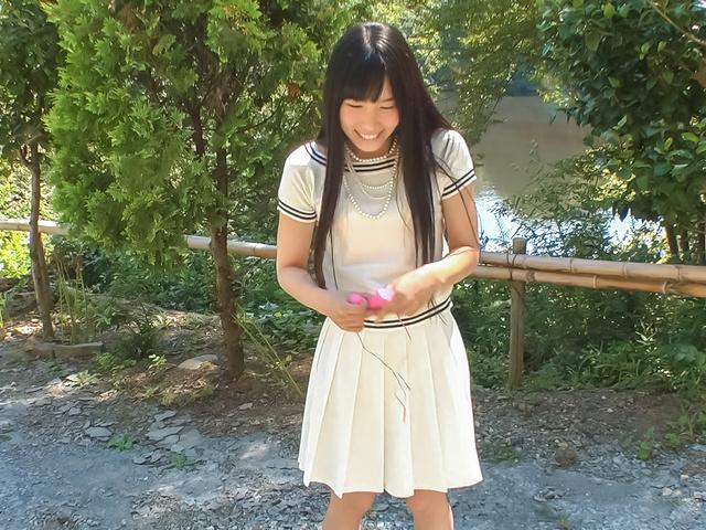 Yui Kasugano Japanese street sexy posing - Japanese Porn ...