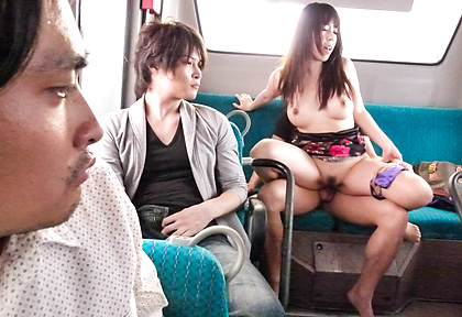 Cute Teen Chinatsu Kurusu Receives Cumshots In Group Sex