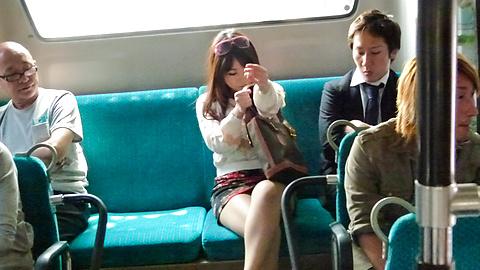 Chinatsu Kurusu - จินัตสึคุโร เล่นกับไอ้กระป๋องในโหมด -  12 รูปภาพ