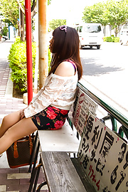 Chinatsu Kurusu - จินัตสึคุโร เล่นกับไอ้กระป๋องในโหมด -  6 รูปภาพ