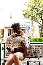 Chinatsu Kurusu - จินัตสึคุโร เล่นกับไอ้กระป๋องในโหมด -  7 รูปภาพ